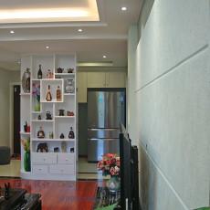 精选大小107平现代三居客厅装饰图片大全
