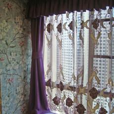 精美面积97平现代三居卧室效果图