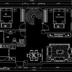 摩登新中式卫生间设计