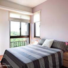 精选大小75平混搭二居卧室装修欣赏图