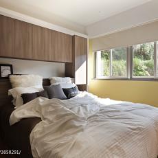 2018精选72平米二居卧室现代装修设计效果图片大全