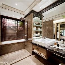 卫生间现代效果图片大全