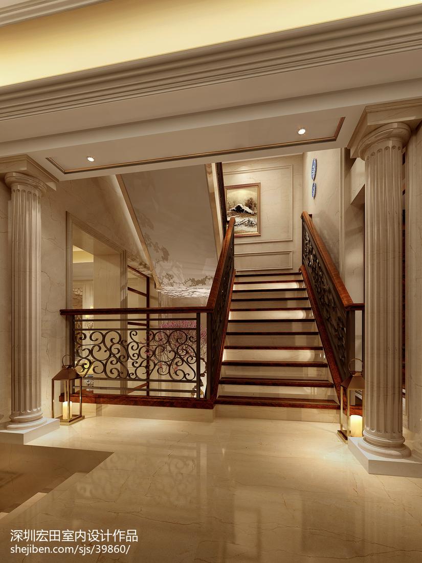 精选楼梯设计效果图库