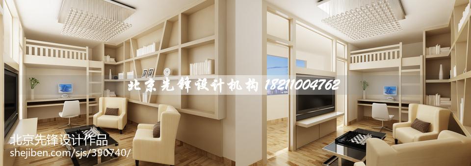 2018面积87平小户型客厅现代装修图