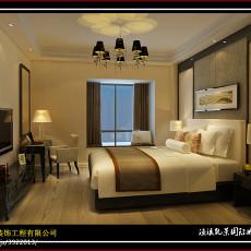 热门130平米四居卧室现代欣赏图