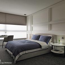 201897平米三居卧室现代装修实景图片