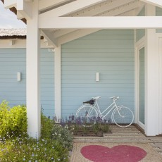 热门混搭四居花园装修设计效果图片欣赏
