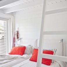 面积114平混搭四居卧室装修实景图片