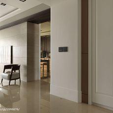 面积101平现代三居客厅欣赏图