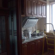三居厨房欧式装饰图片欣赏
