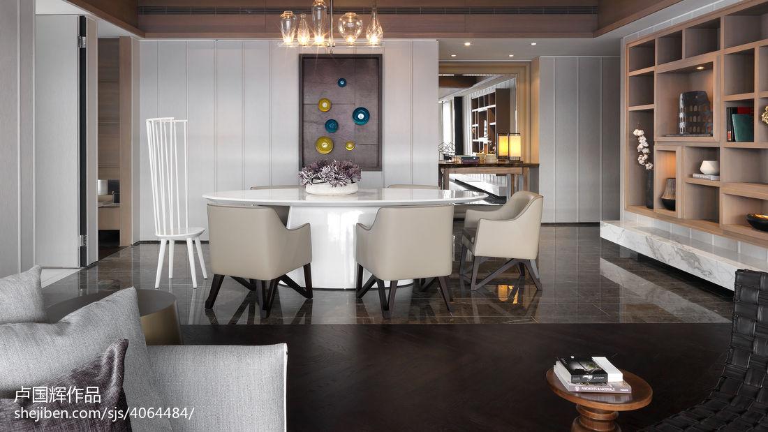 精选餐厅现代装修实景图片
