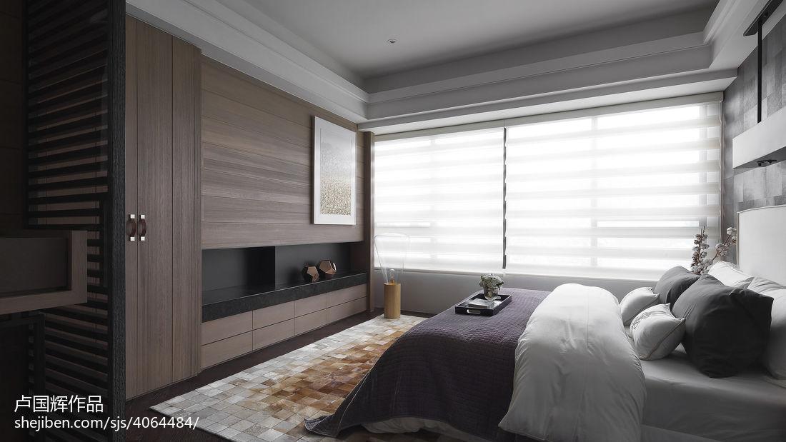 97.2平精选现代卧室装修设计效果图片大全