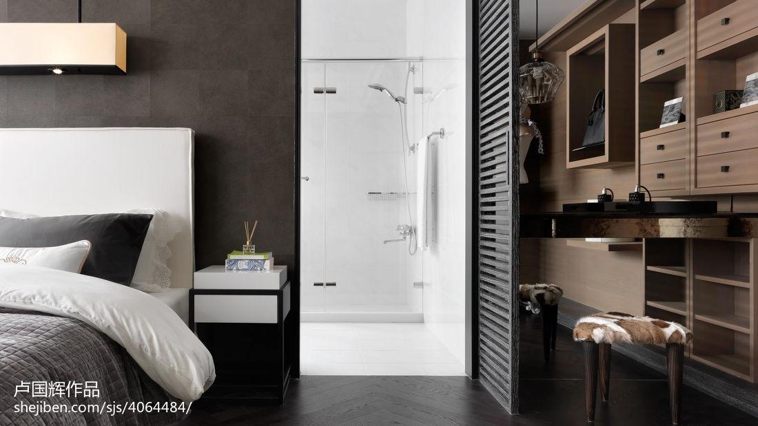 热门现代卧室装修效果图片大全