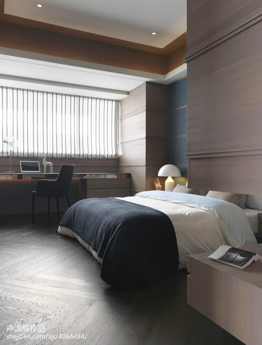 2018精选卧室现代装修图片