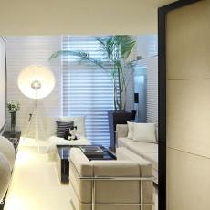 热门面积98平现代三居客厅装修图片大全