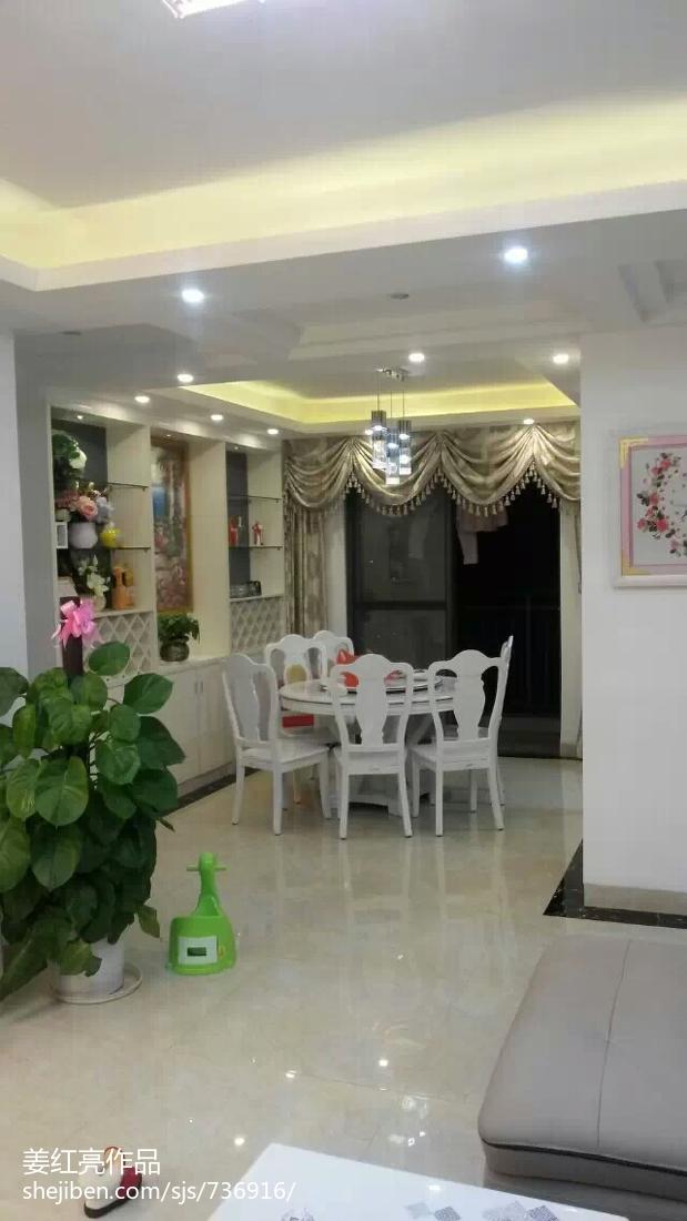 日式装修厨房客厅隔断墙图片