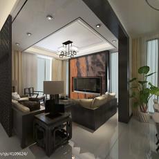 2018新古典三居客厅实景图片欣赏