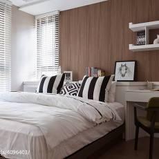 精选111平方四居卧室混搭实景图片