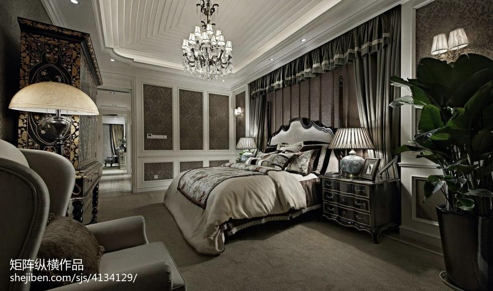 精选卧室混搭装修效果图片欣赏