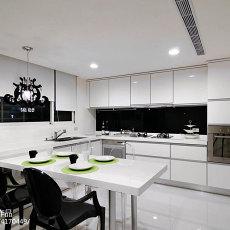混搭风格厨房窗户设计效果图