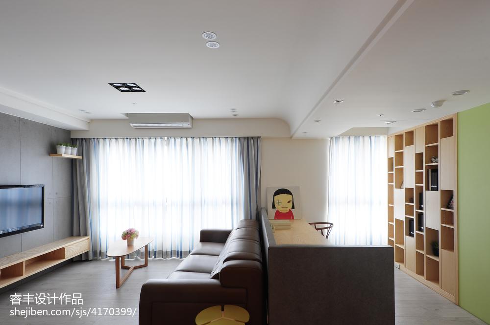 客厅书房设计