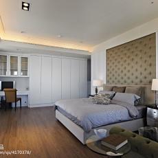热门112平米四居卧室新古典装修效果图片欣赏