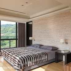 精选85平米二居卧室混搭装修图片大全