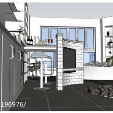 精美90平米现代小户型客厅装修欣赏图片大全