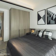 现代卧室欣赏图片