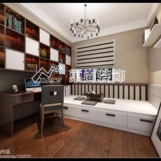 2018一居卧室现代装修实景图片