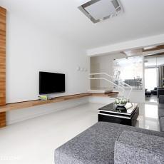 精美三居客厅现代装饰图