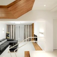 热门面积108平现代三居客厅装修欣赏图片