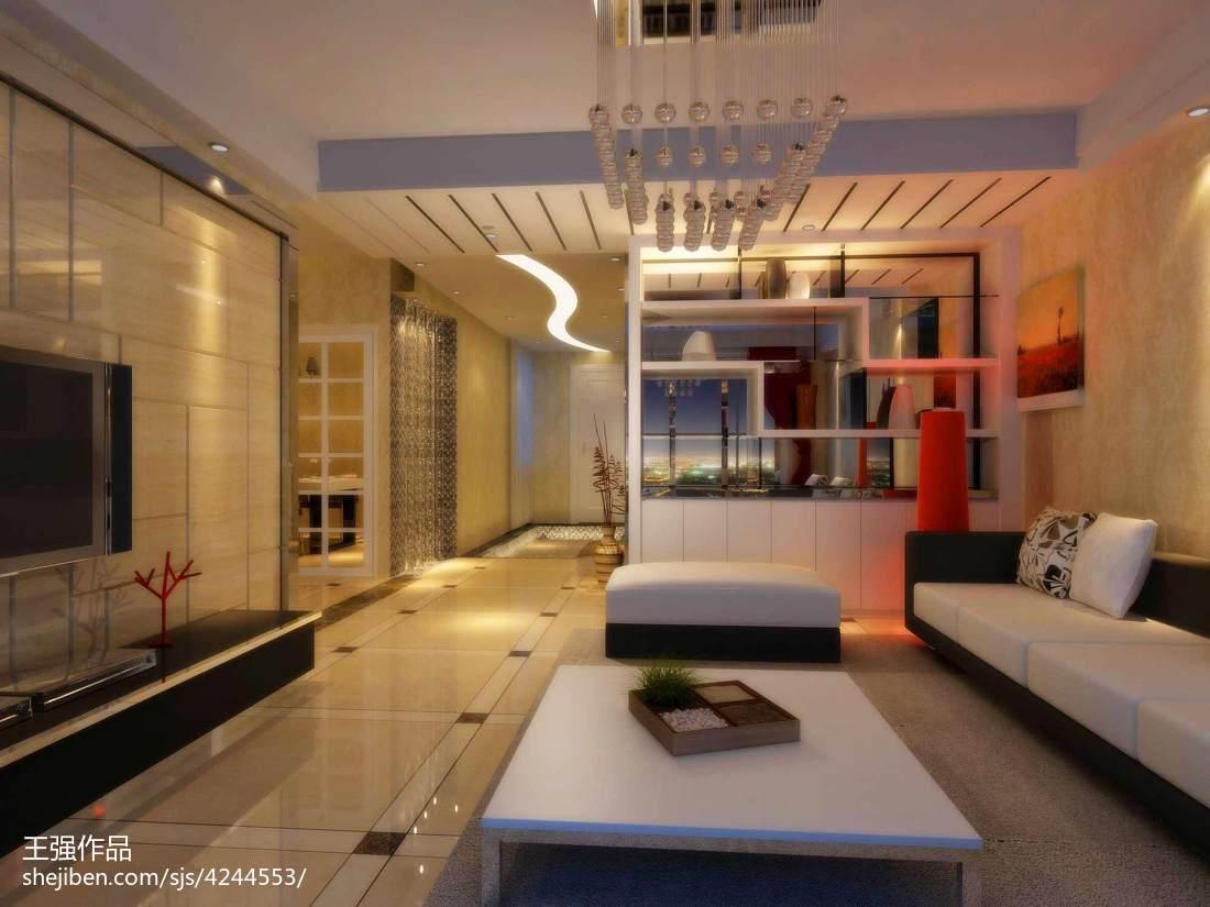 简约风格餐厅室内设计效果图