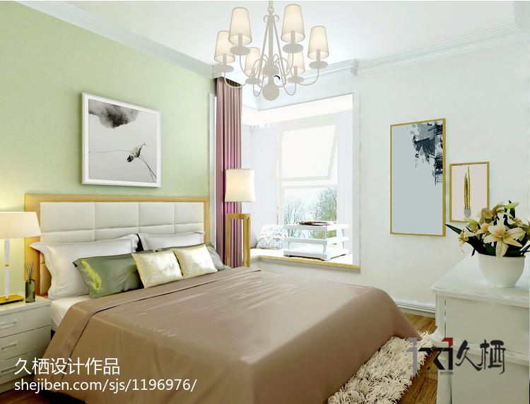 新古典家装卧室设计