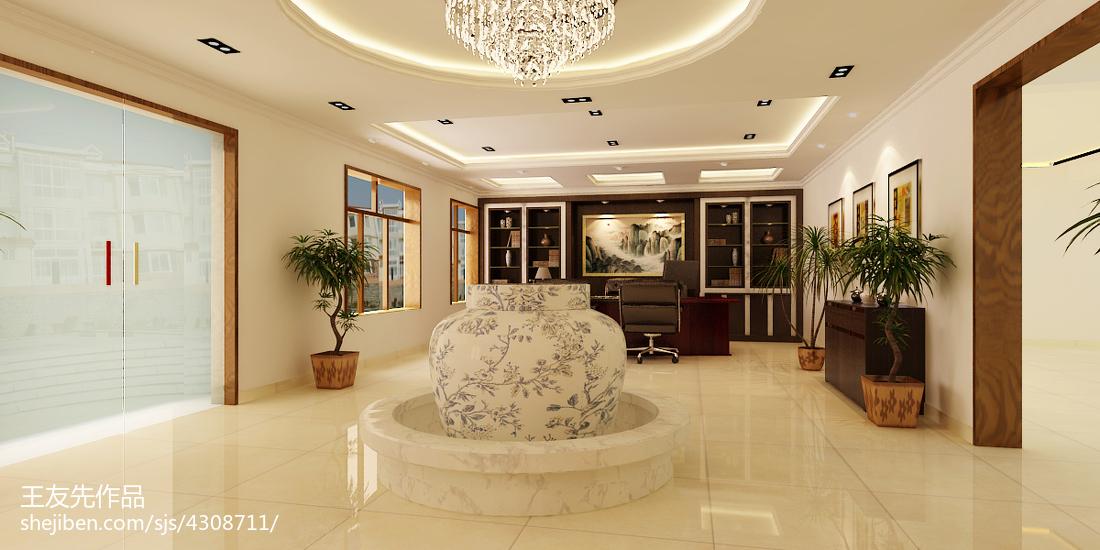 现代豪华家居餐厅设计