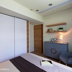精选面积139平混搭四居卧室效果图