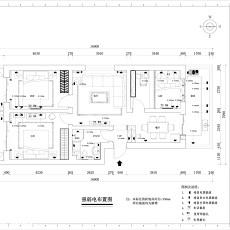 精美面积84平现代二居休闲区装修设计效果图片欣赏