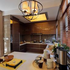精美厨房混搭装修设计效果图片欣赏
