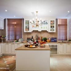 精美新古典厨房欣赏图