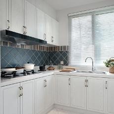 精美混搭厨房装修效果图片