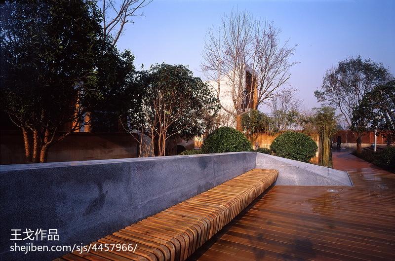 中式走廊吊顶设计效果图片欣赏