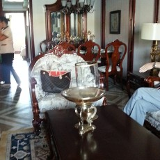 精选面积103平欧式三居卧室装修欣赏图片大全