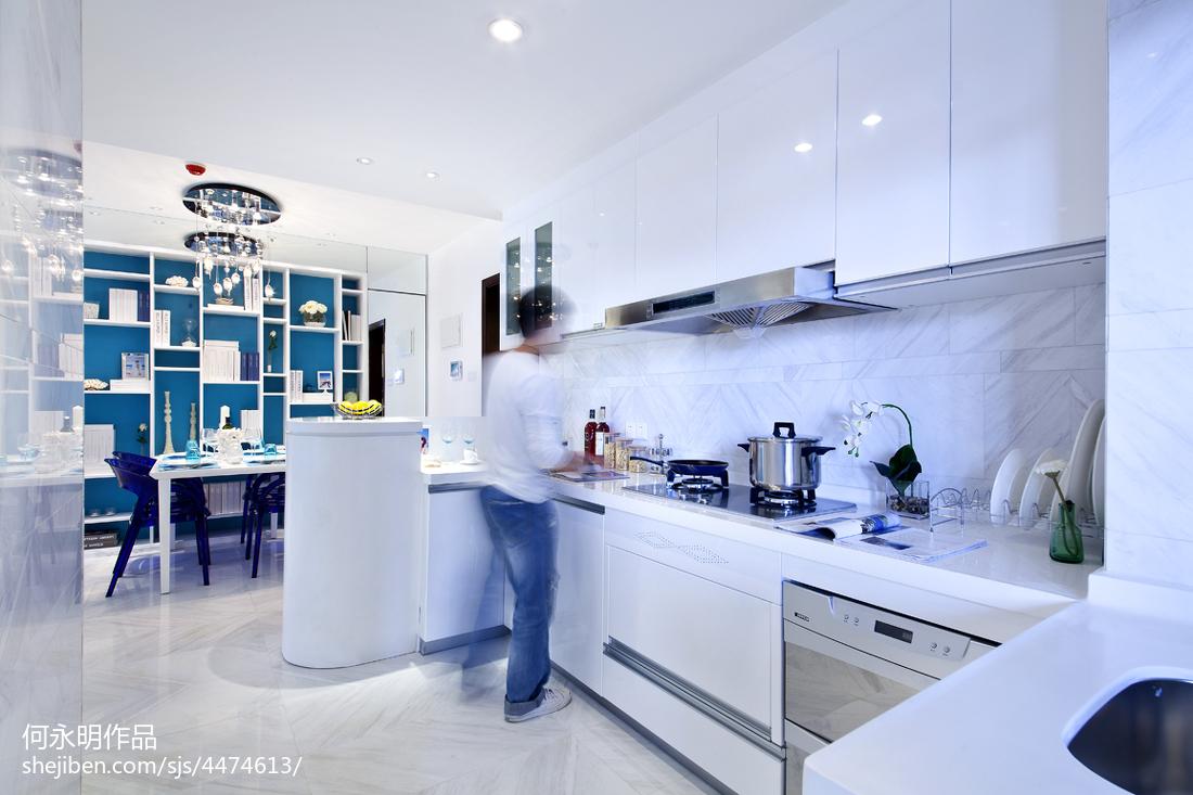 精选厨房现代装修实景图片大全