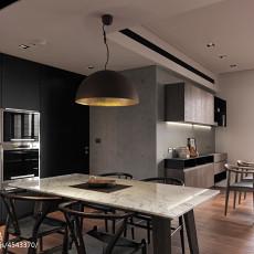 热门92平米三居餐厅现代装修欣赏图片