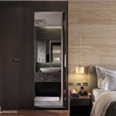 201895平米三居卧室现代效果图片大全