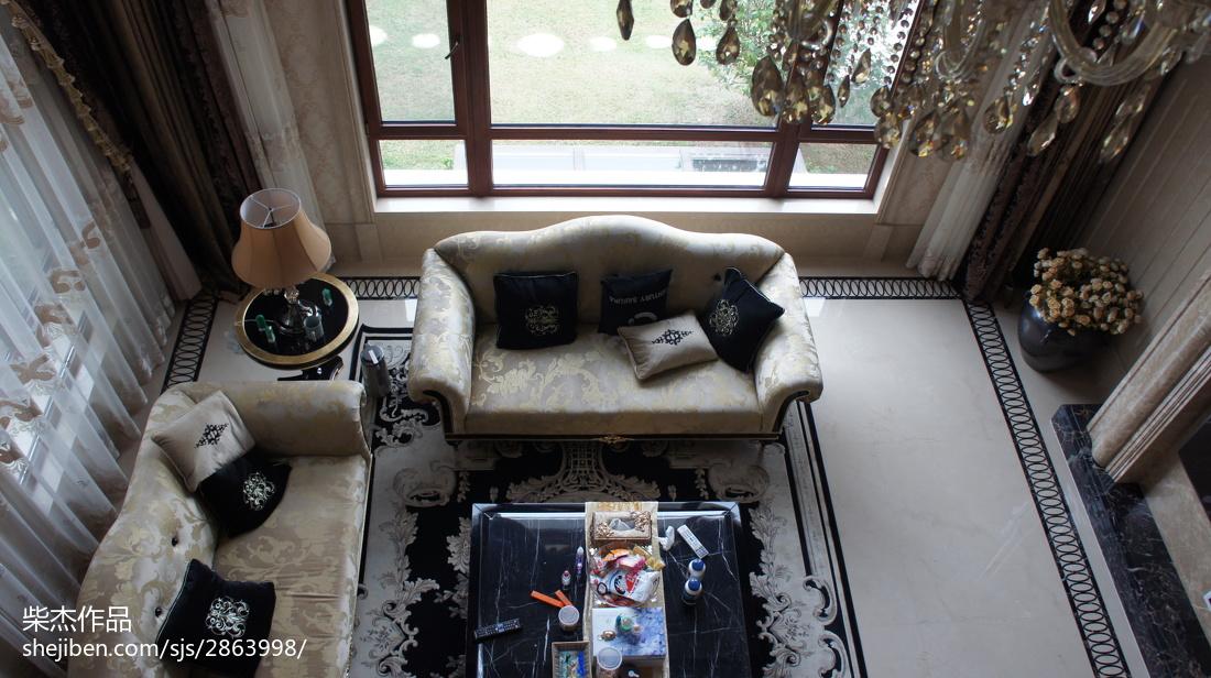 低奢现代欧式卧室