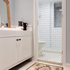 201889平米欧式小户型卫生间装修欣赏图片大全