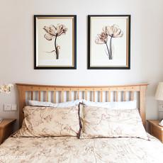 华丽121平美式三居卧室设计效果图