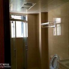 精美143平米四居卫生间欧式装饰图片大全