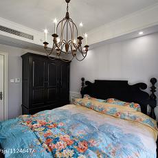 精美复式卧室美式装修设计效果图片欣赏